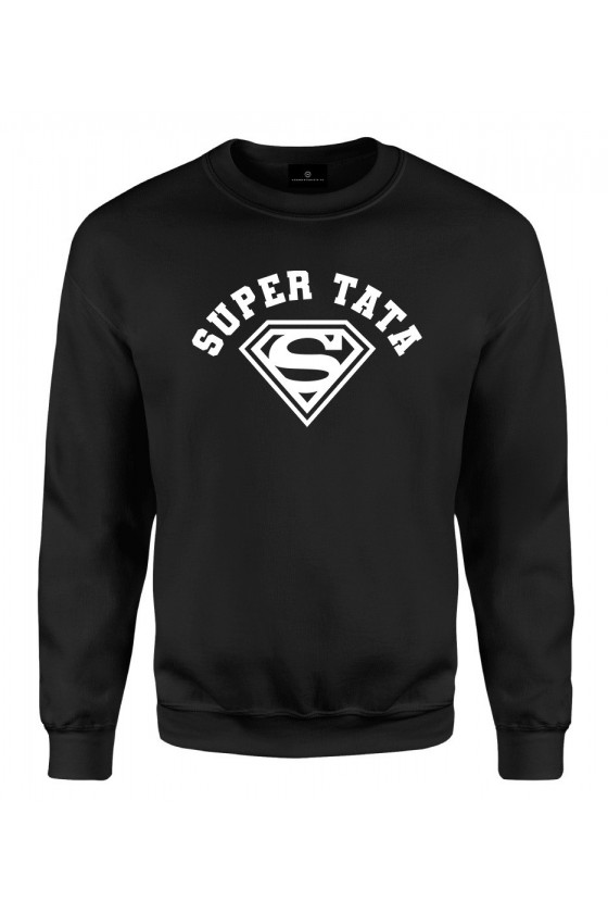 Bluza klasyczna Dla Taty Super Tata Super Man