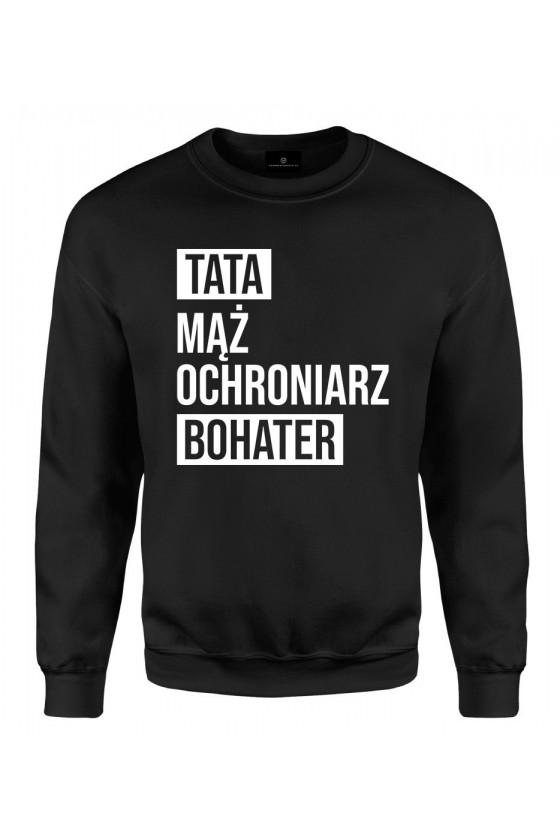 Bluza klasyczna Tata Bohater