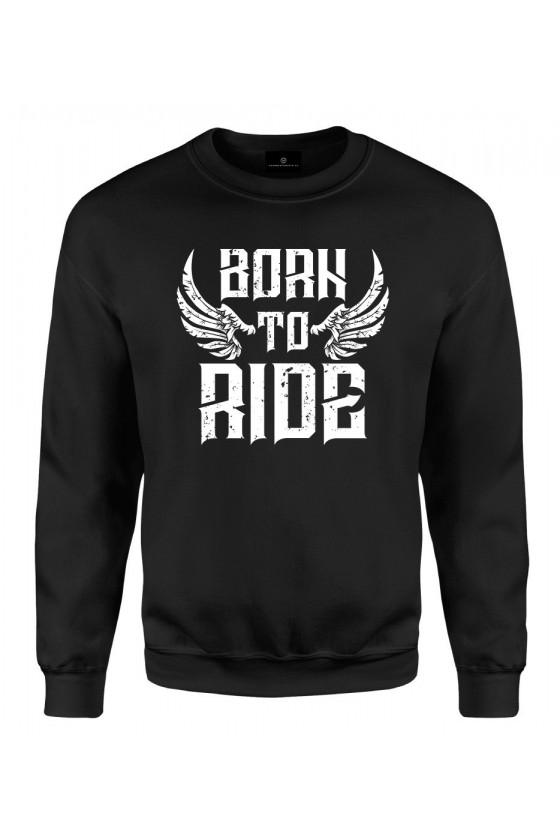 Bluza klasyczna Born to Ride