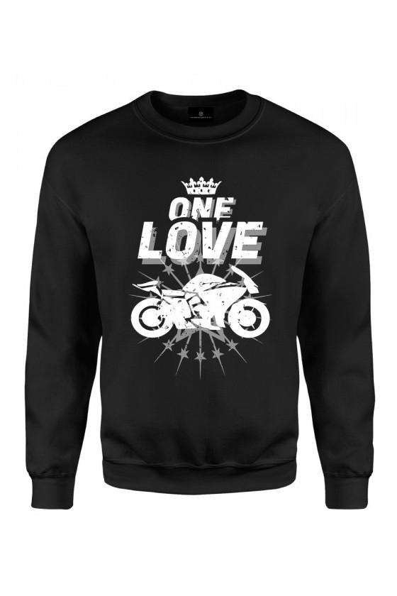 Bluza klasyczna One Love Motocykle