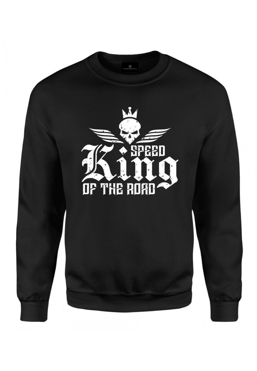 Bluza klasyczna Speed King of the Road