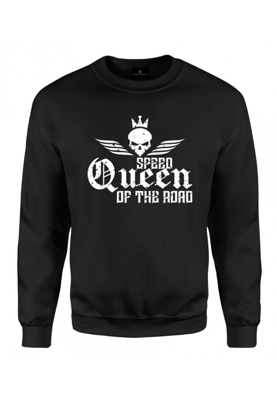 Bluza klasyczna Speed Queen of the Road