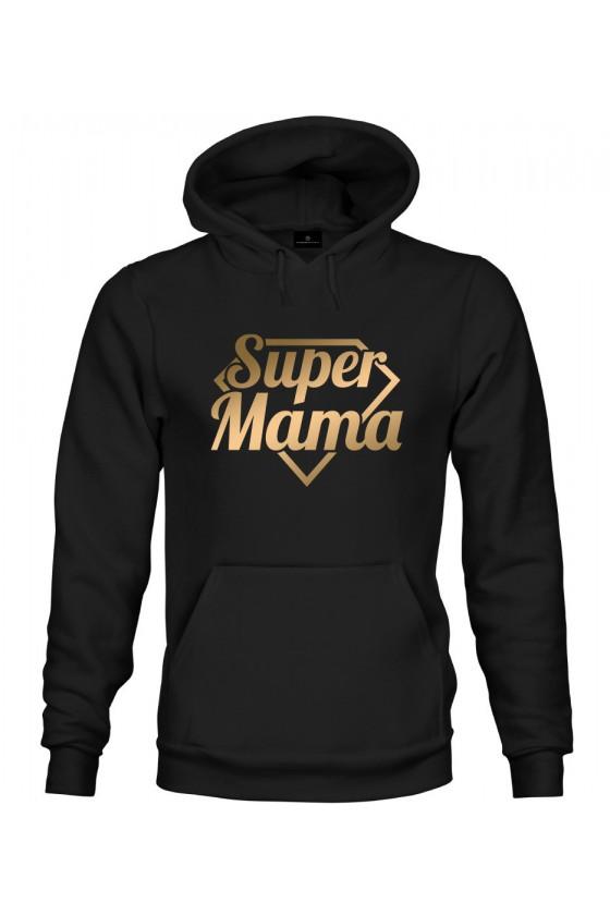 Bluza z kapturem Dla Mamy Super Mama