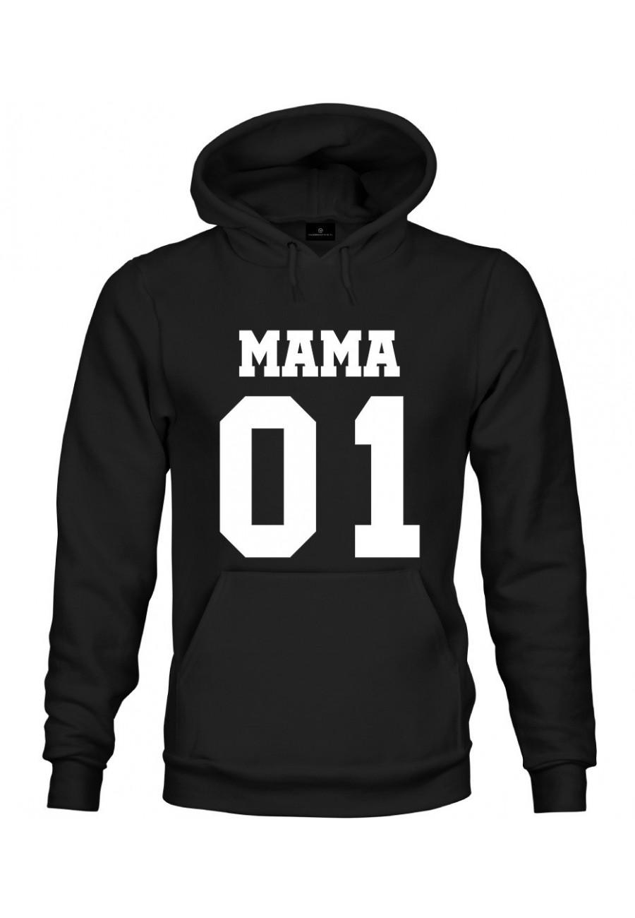 Bluza z kapturem Mama 01