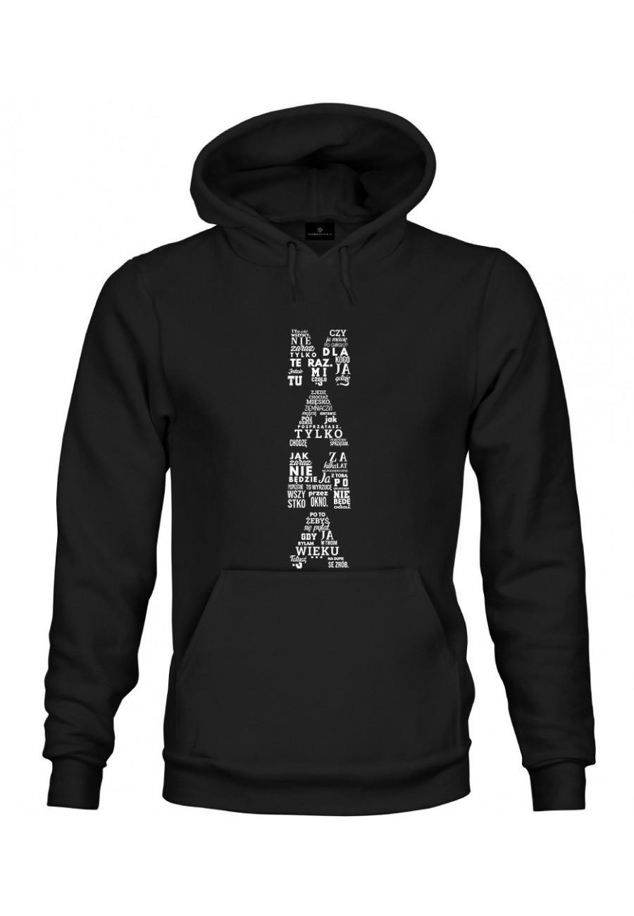 Bluza z kapturem Dla Mamy - Najlepsze teksty Mamy