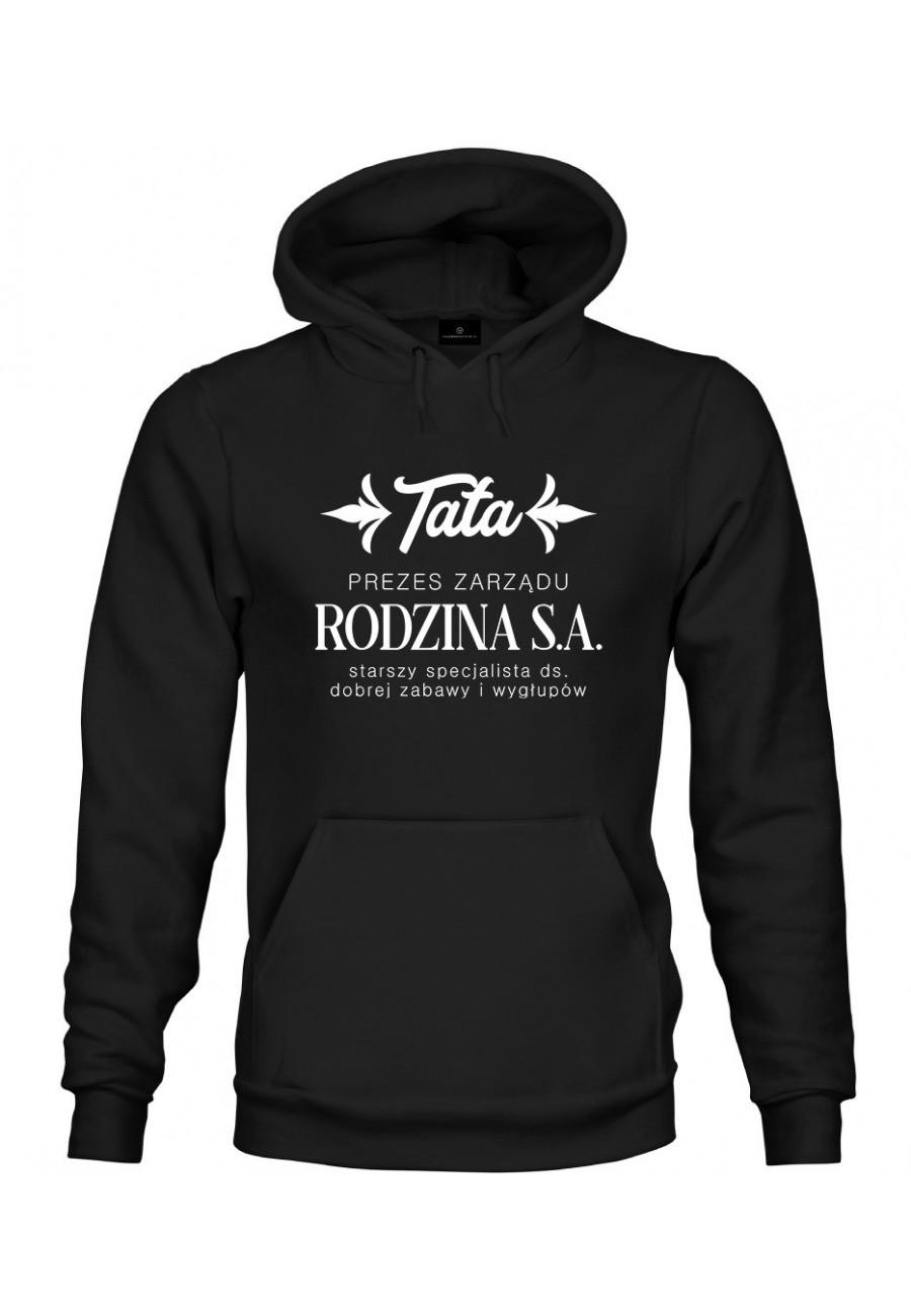 Bluza z kapturem TATA - PREZES ZARZĄDU RODZINA S.A.
