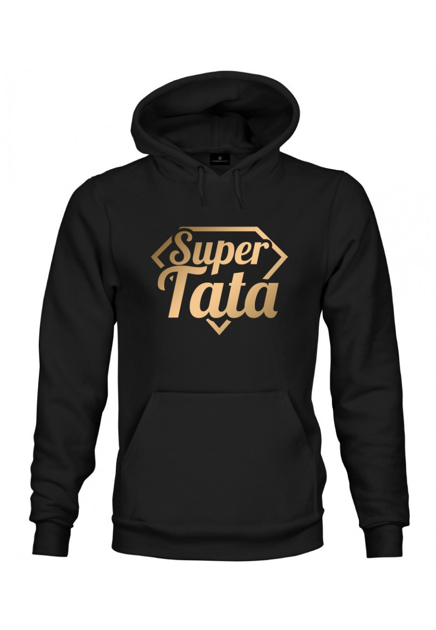 Bluza z kapturem Dla Taty Super Tata!