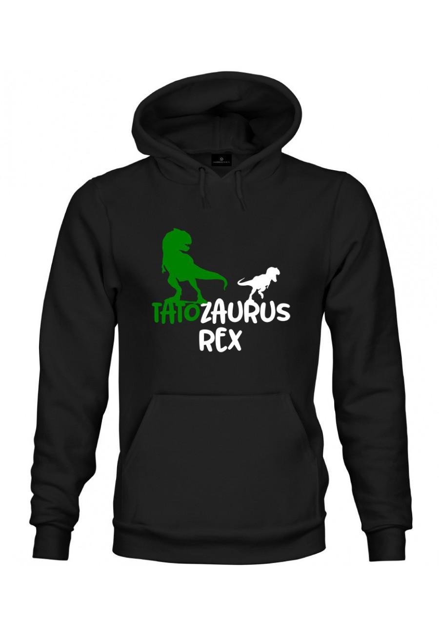 Bluza z kapturem Tatozaurus Rex
