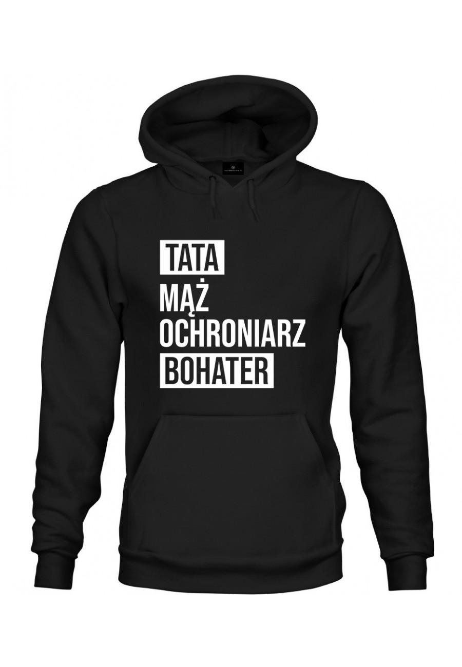 Bluza z kapturem Tata Bohater