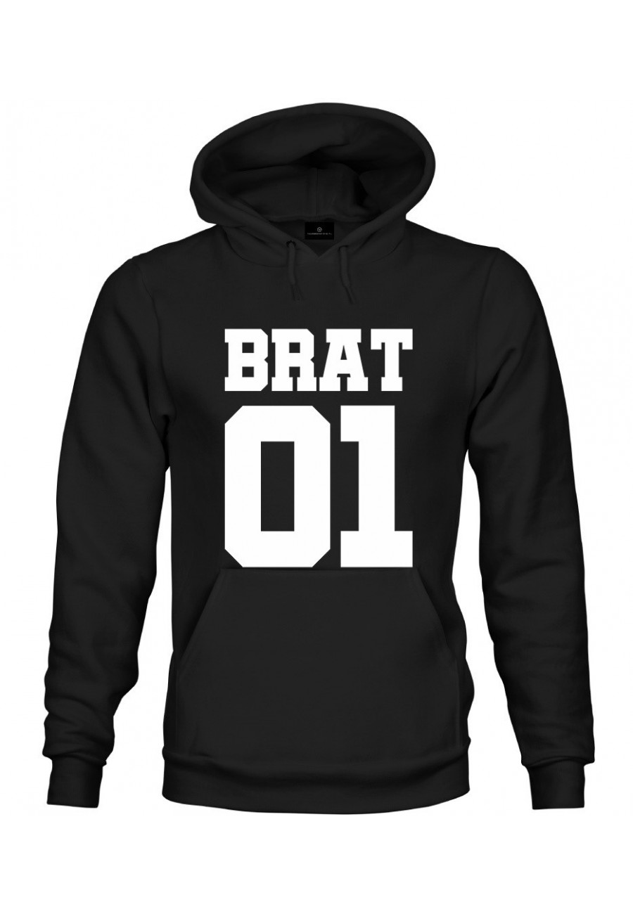 Bluza z kapturem Brat 01