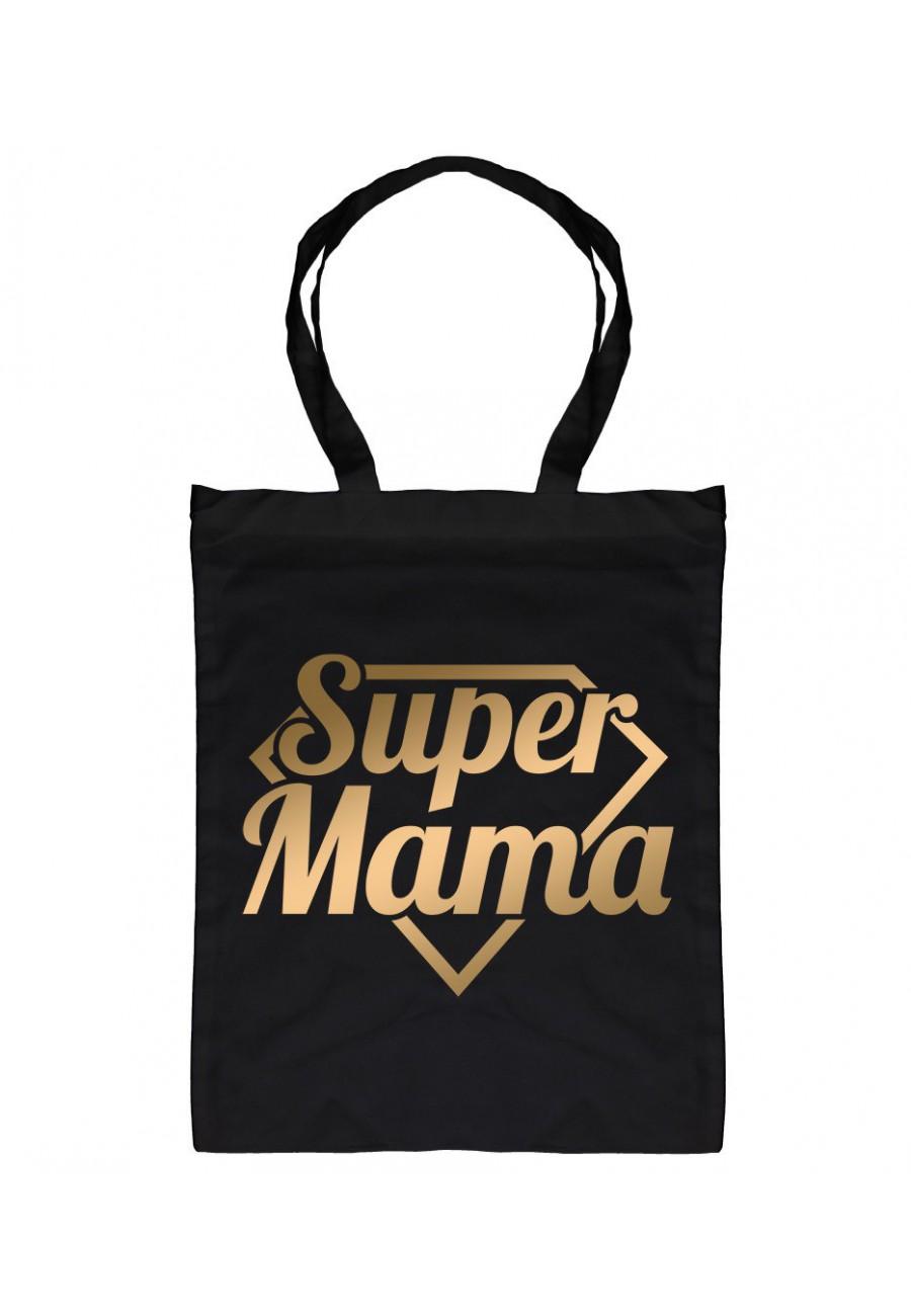 Torba bawełniana Dla Mamy Super Mama