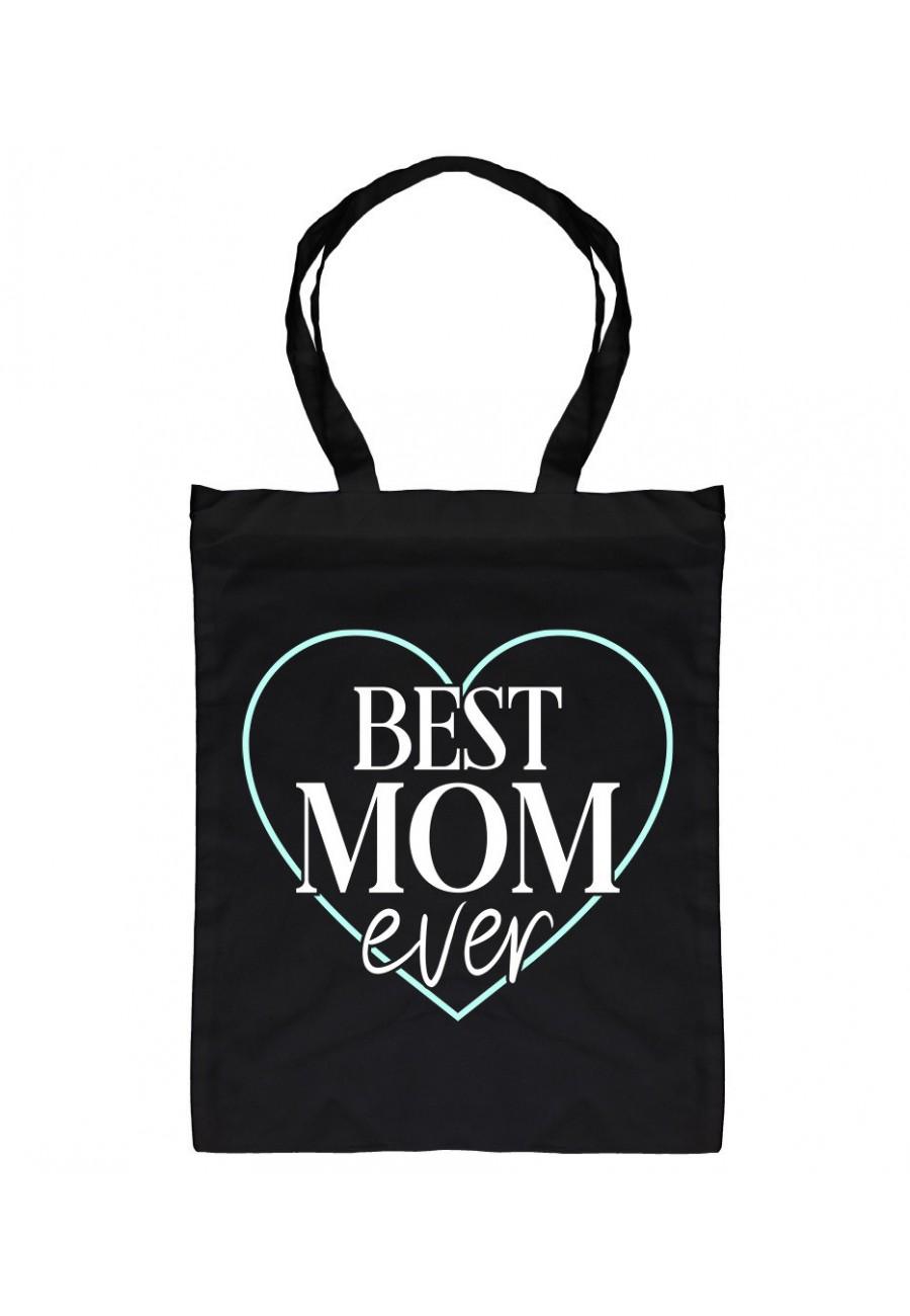 Torba bawełniana Dla Mamy Best Mom Ever