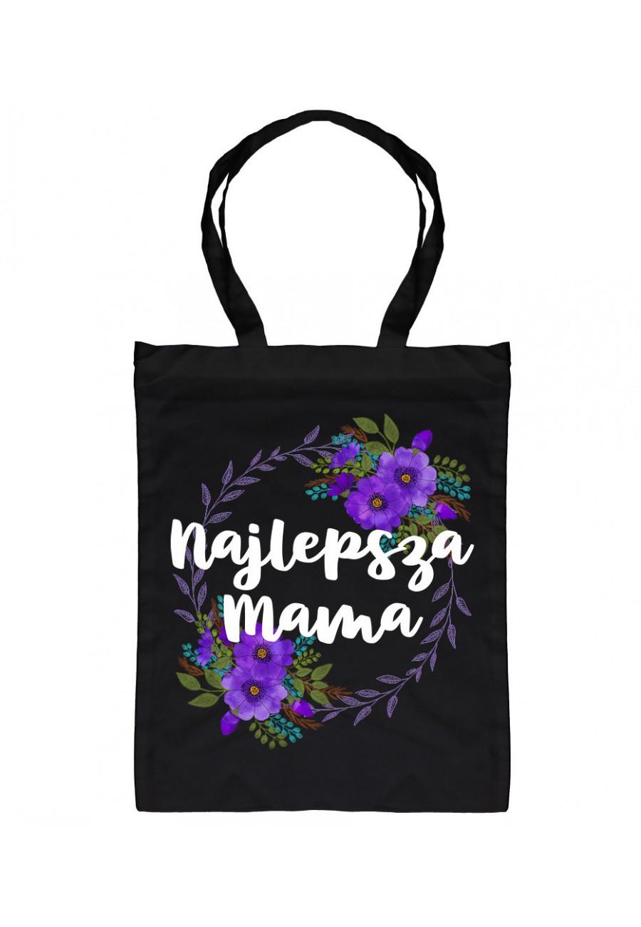 Torba bawełniana Dla Mamy Najlepsza Mama
