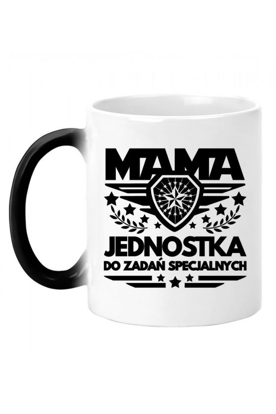 Kubek magiczny Dla Mamy Mama Jednostka Do Zadań Specjalnych