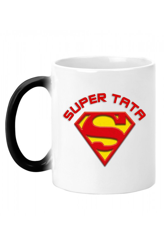 Kubek magiczny CZAPKA Superman
