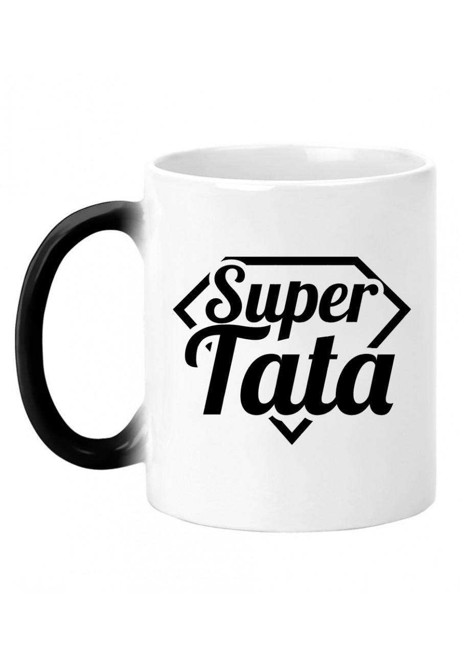 Kubek magiczny Dla Taty Super Tata!