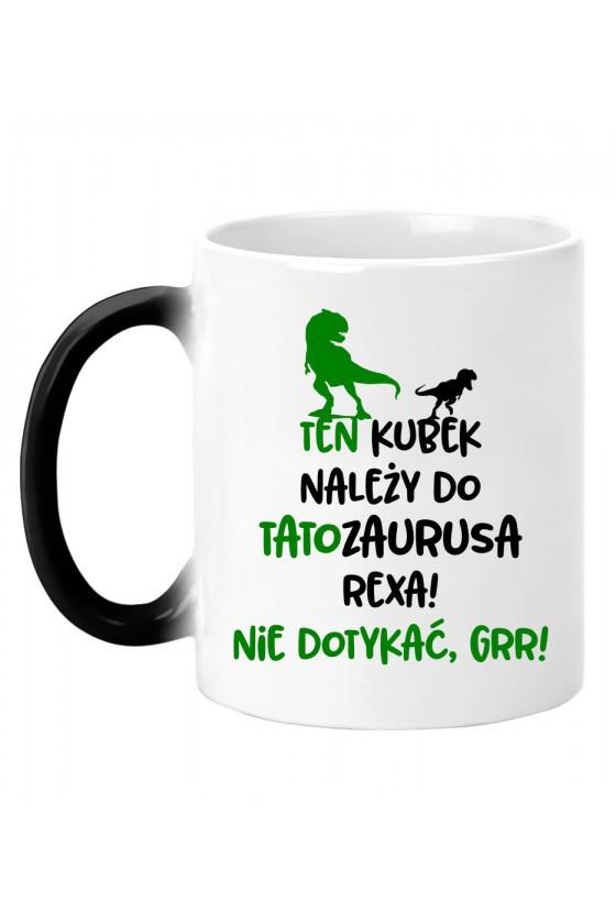 Kubek magiczny Tatozaurusa Rexa