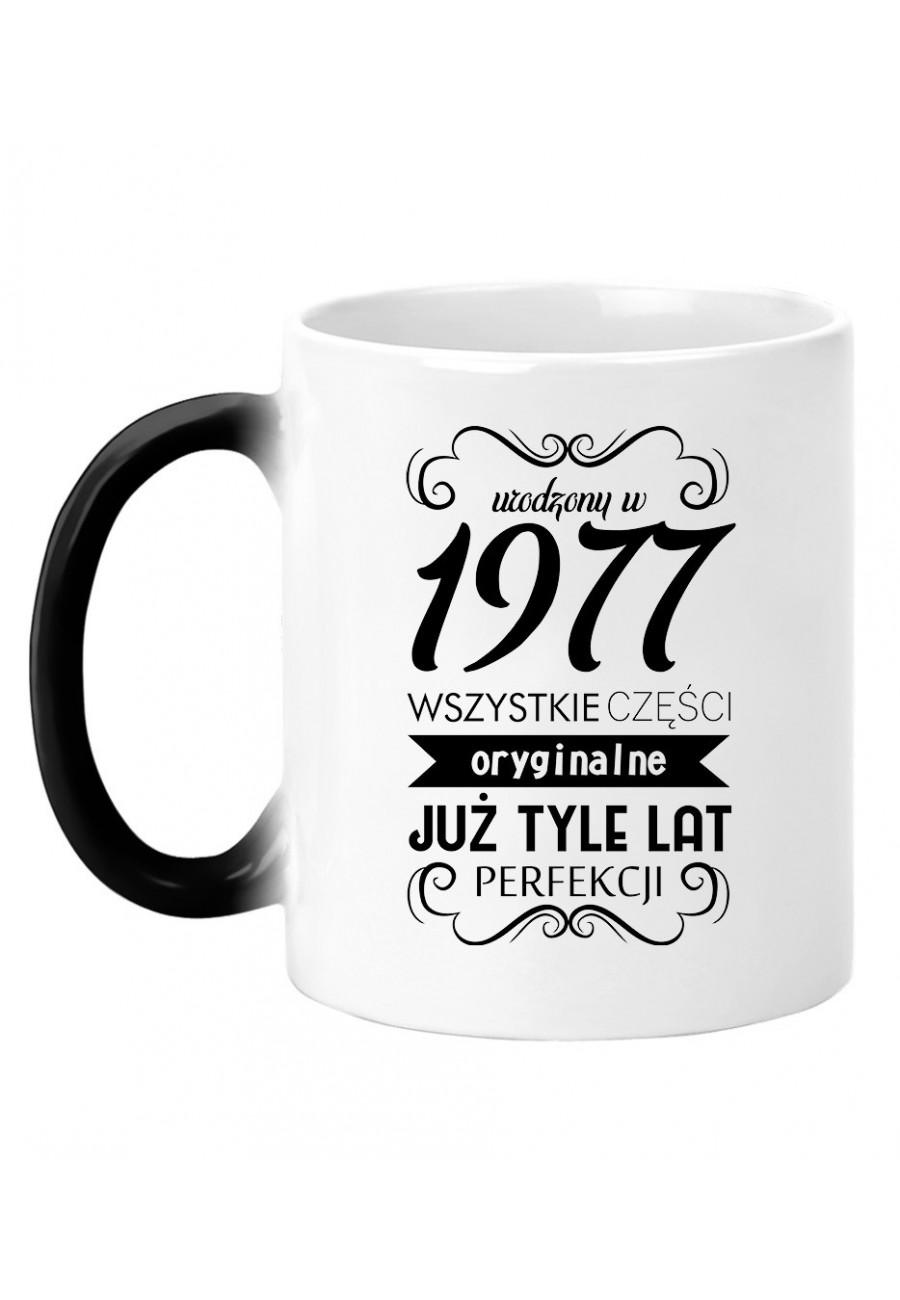 Kubek magiczny Urodzony w 1977