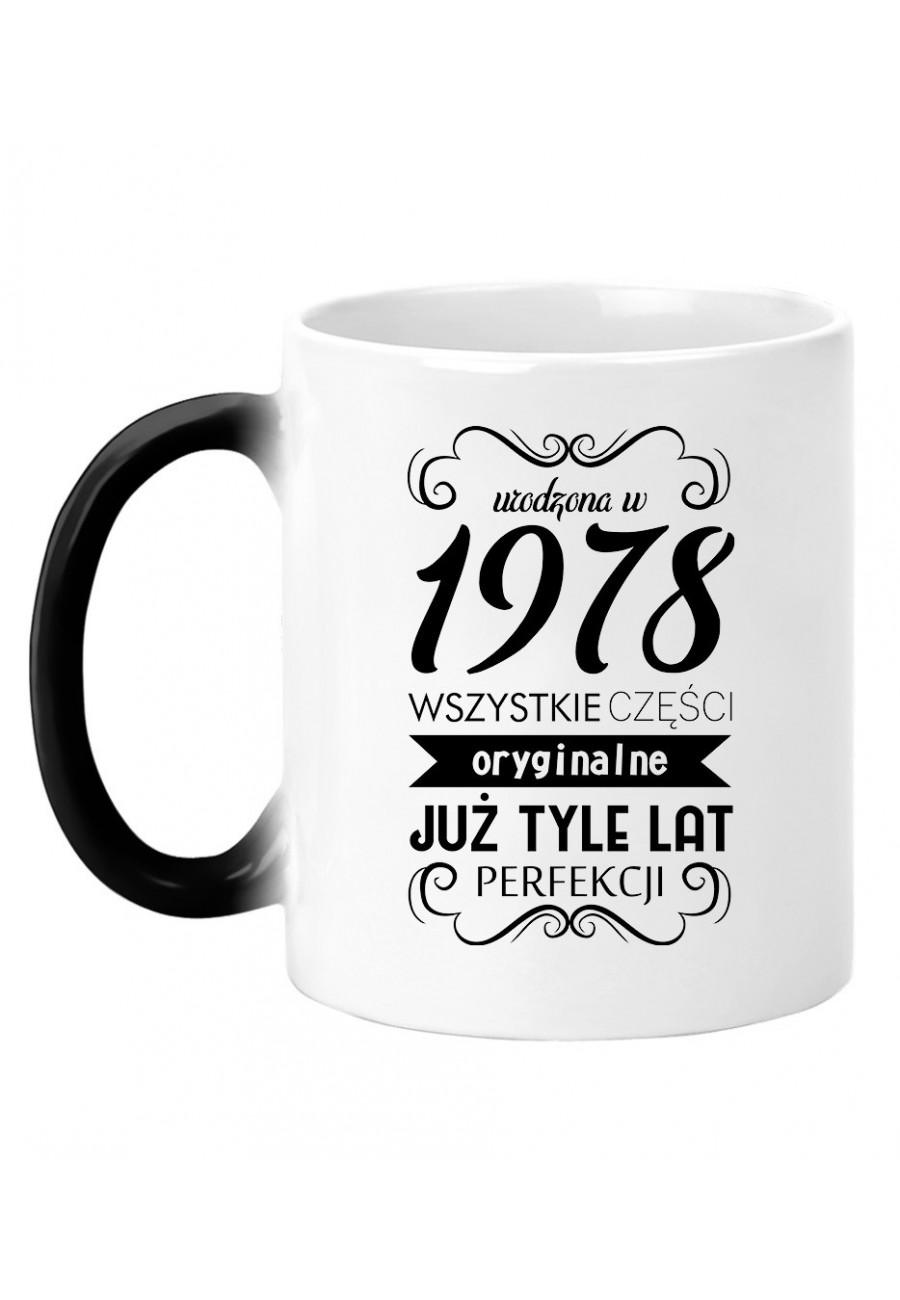 Kubek magiczny Urodzona w 1978