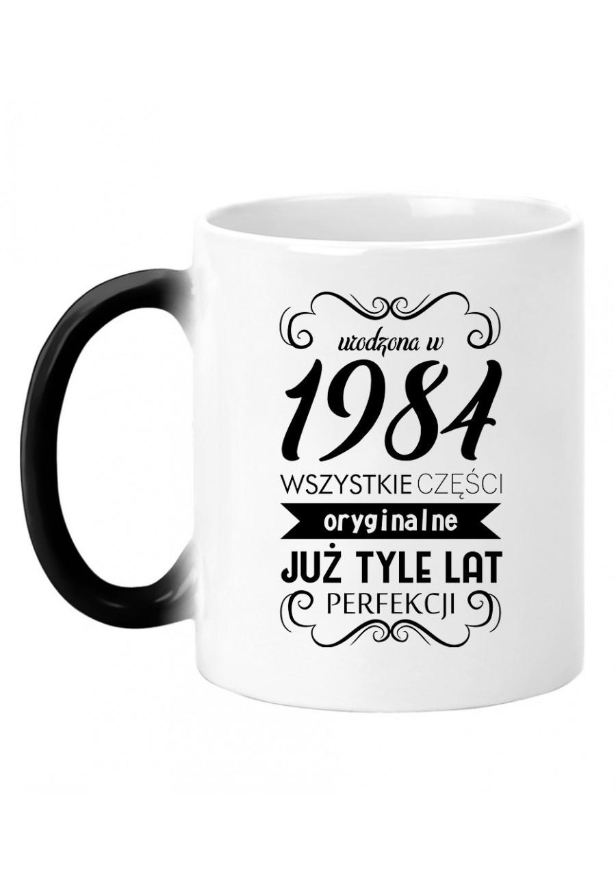 Kubek magiczny Urodzona w 1984