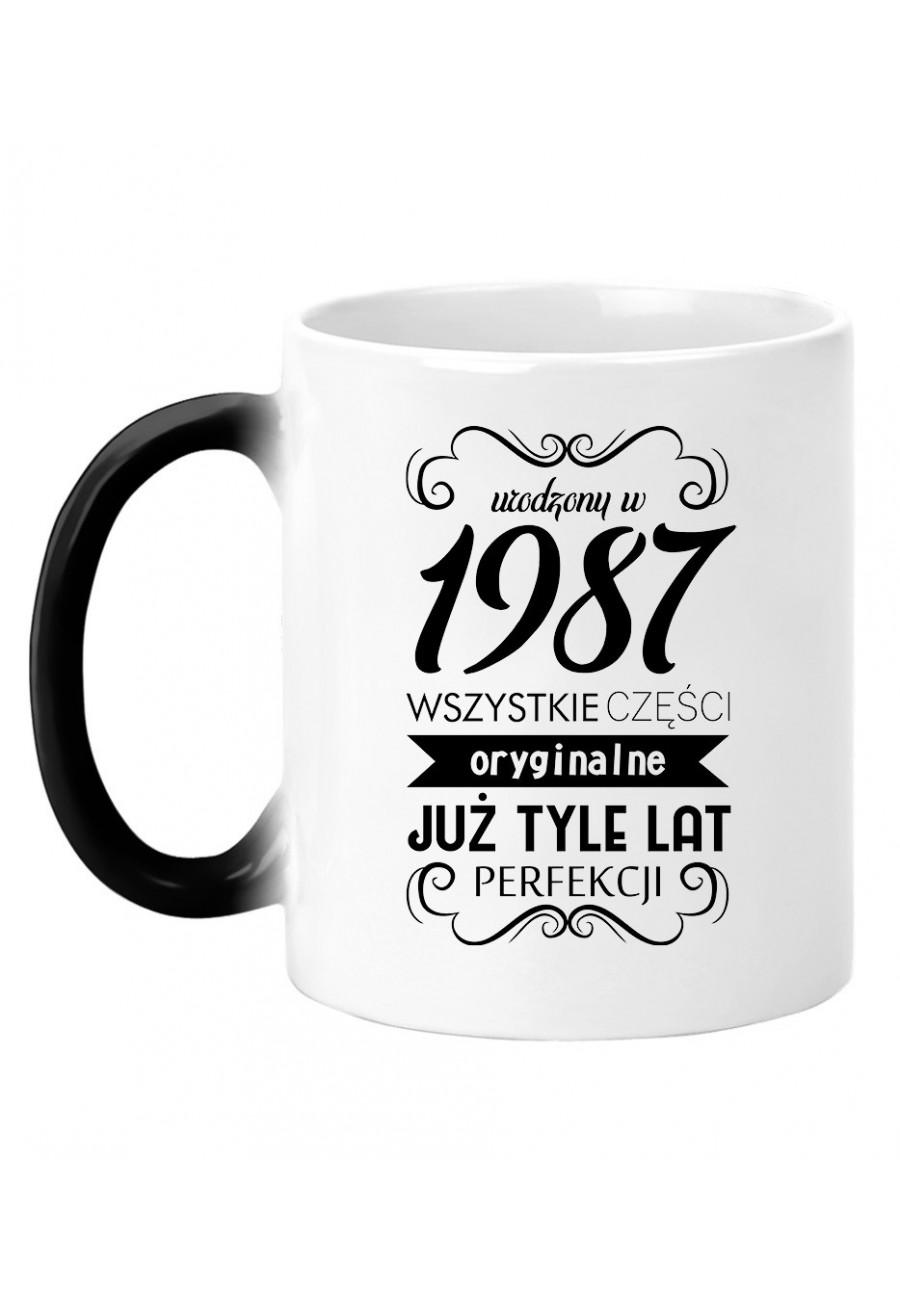 Kubek magiczny Urodzony w 1987