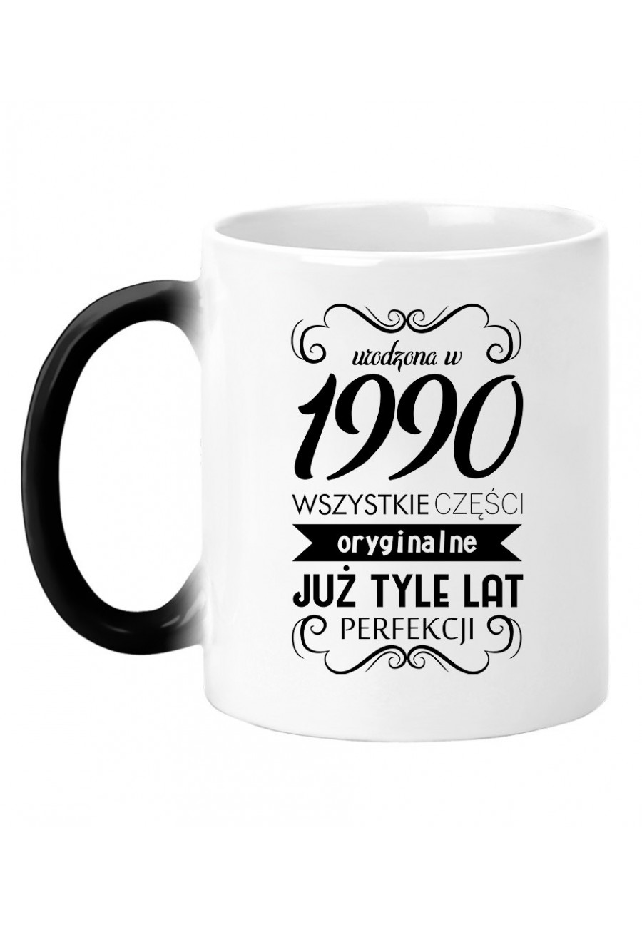 Kubek magiczny Urodzona w 1990
