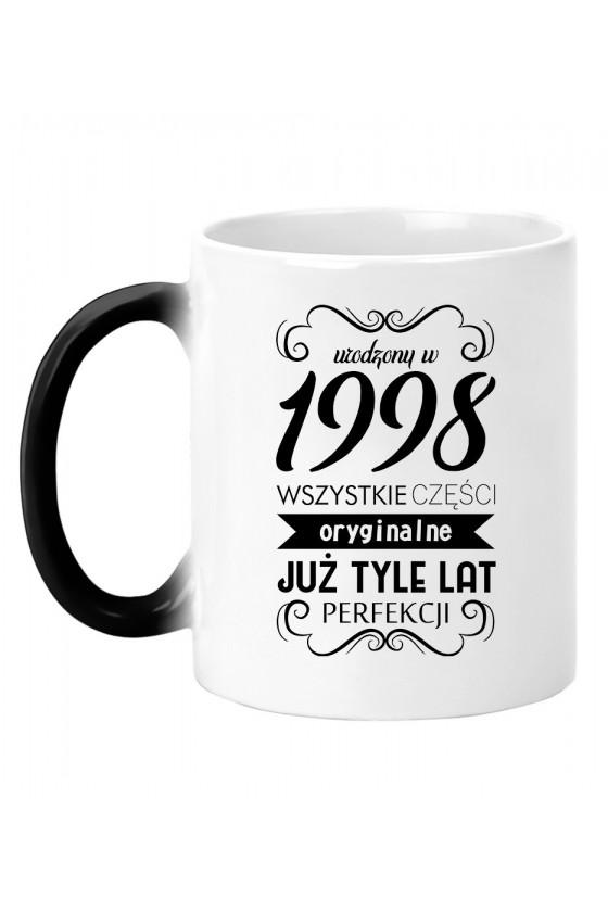 Kubek magiczny Urodzony w 1998