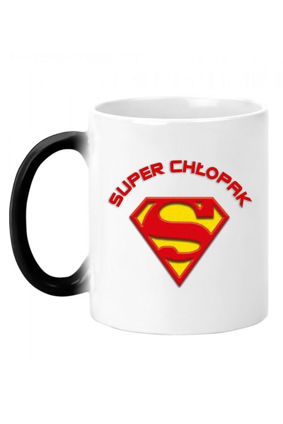 Kubek magiczny Dzień Chłopaka - Super Chłopak