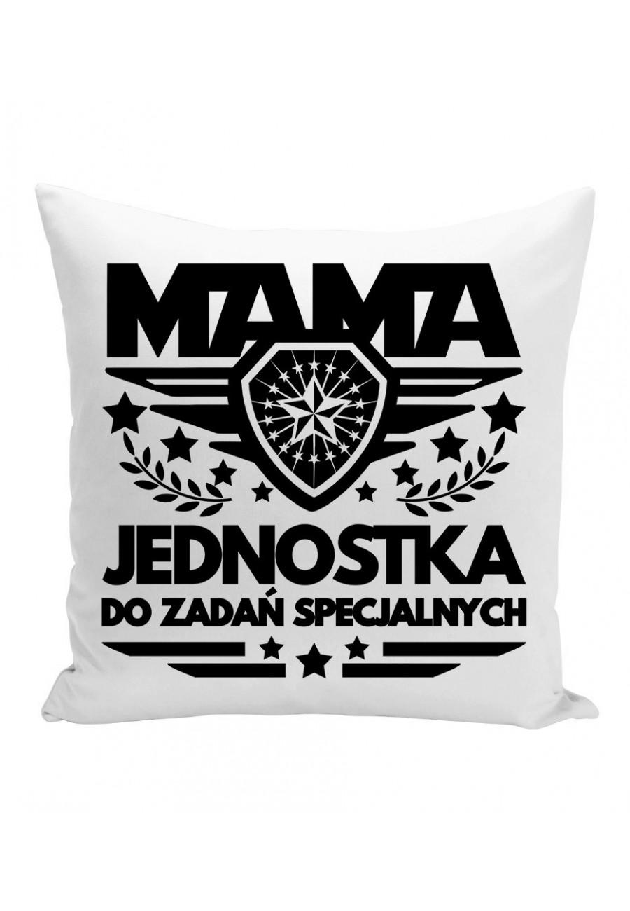 Poduszka Dla Mamy Mama Jednostka Do Zadań Specjalnych