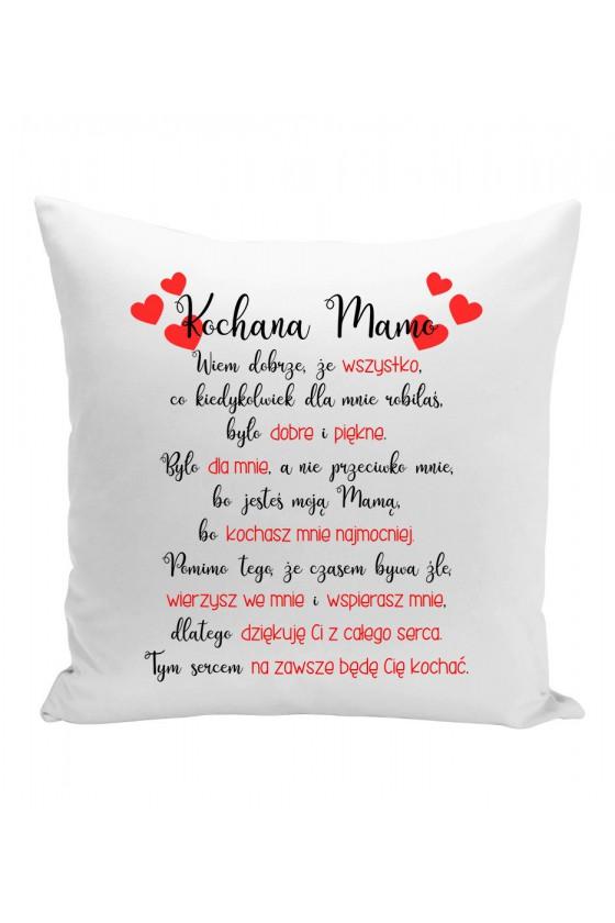 Poduszka Dla Ukochanej Mamy z wyznaniem
