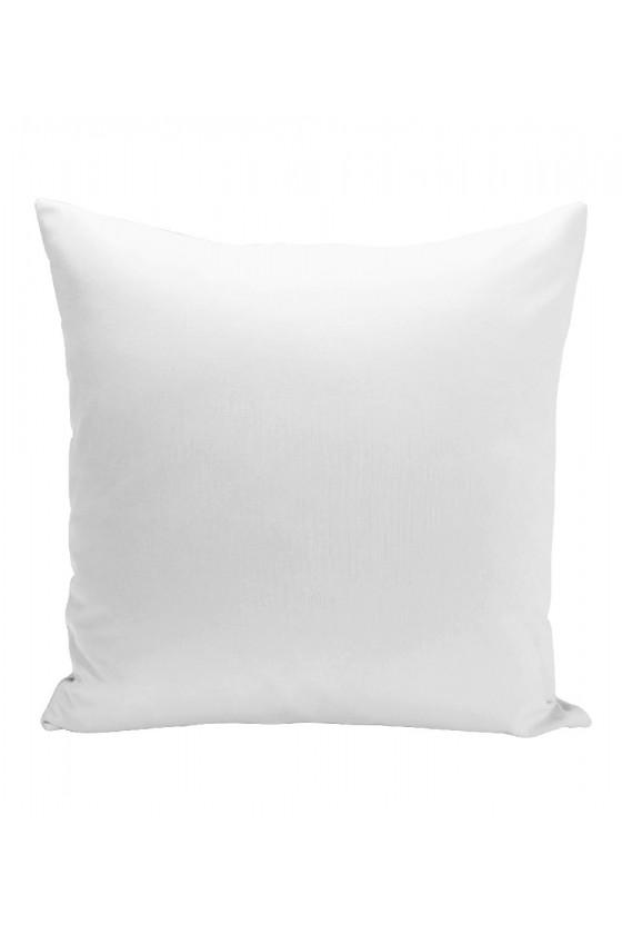 Poduszka Z minimalistycznym napisem dzień dobry ukochana