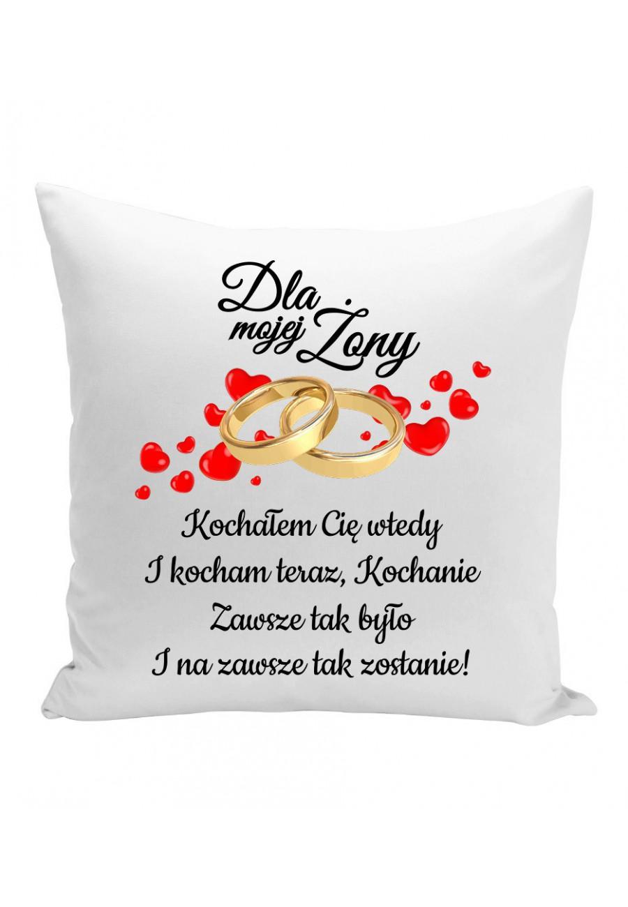 Poduszka Prezent dla Żony