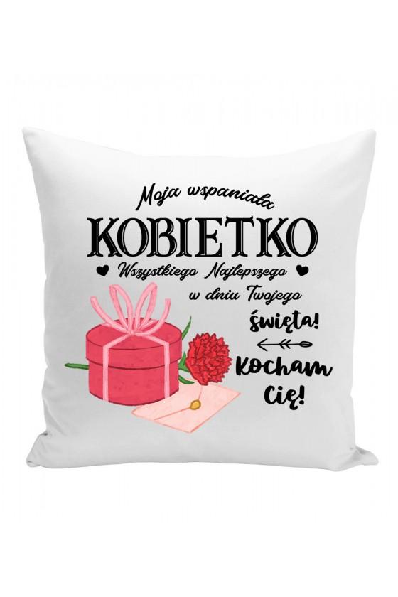 Poduszka Dla Niej z okazji DNIA KOBIET - na dzień kobiet