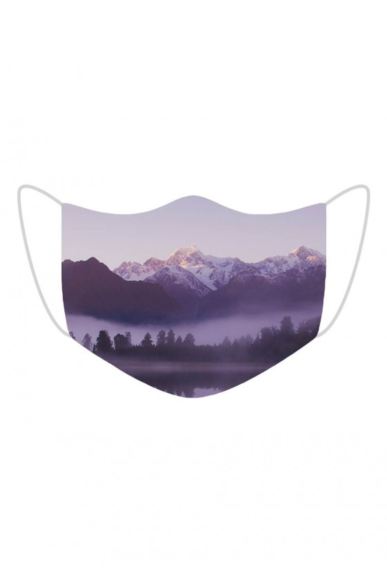 Maska Violet Mountains