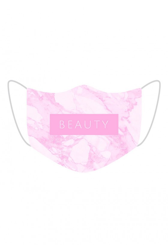 Maseczka Beauty Pink Marble