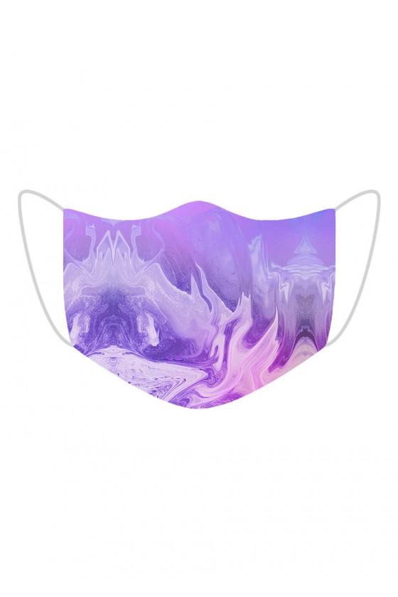 Maseczka Violet Colors
