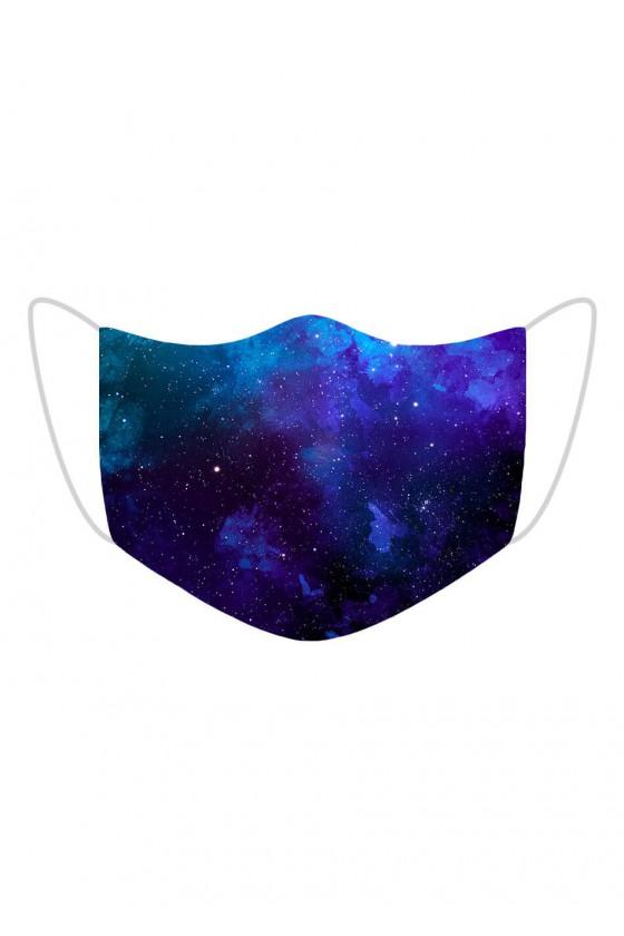 Maseczka Gwiezdne Niebo