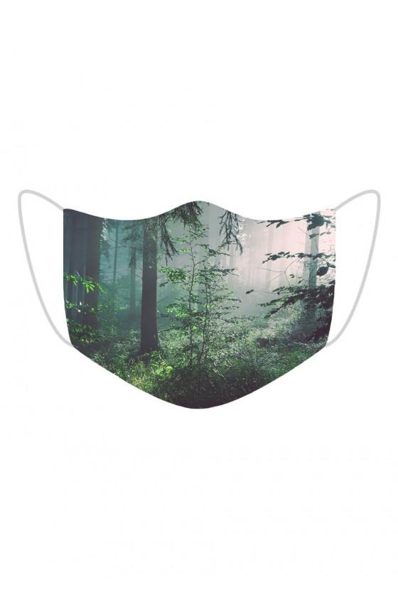 Maseczka Inside the Woods