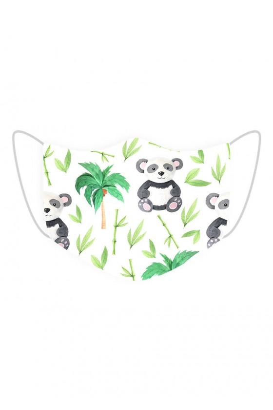 Maseczka Słodkie Pandy