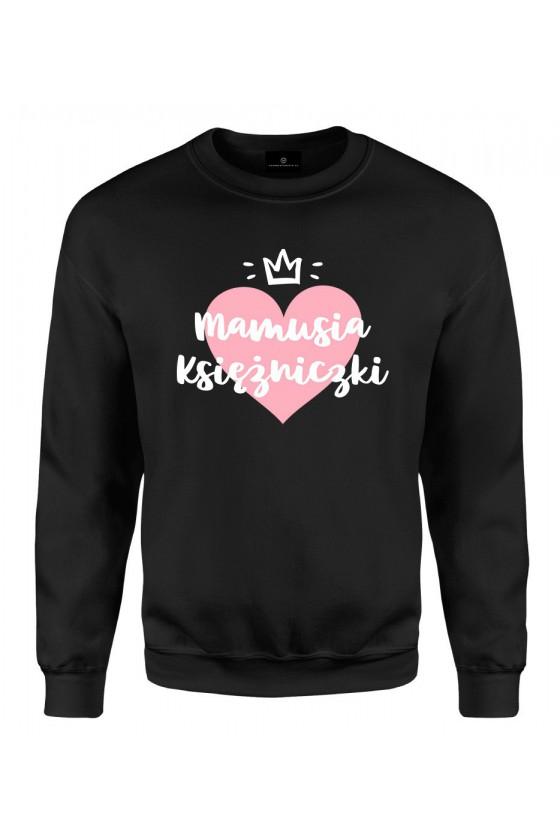 Bluza klasyczna Mamusia Księżniczki