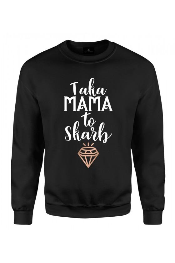 Bluza klasyczna Taka Mama to skarb