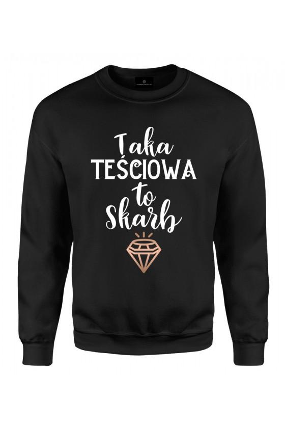 Bluza klasyczna Taka Teściowa to skarb