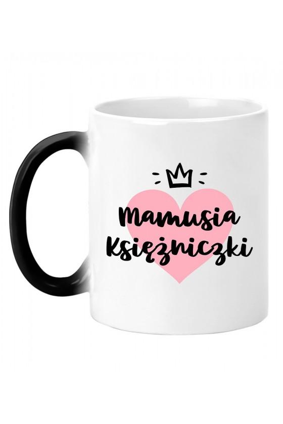 Kubek magiczny Mamusia Księżniczki