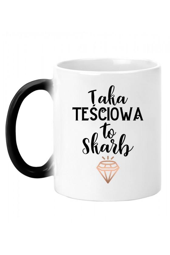 Kubek magiczny Taka Teściowa to skarb