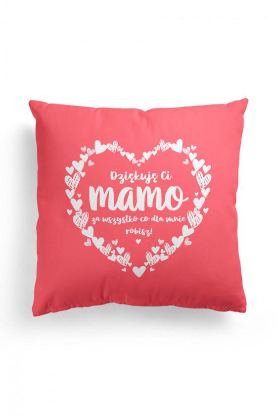 Poduszka Premium Dziękuję Ci Mamo