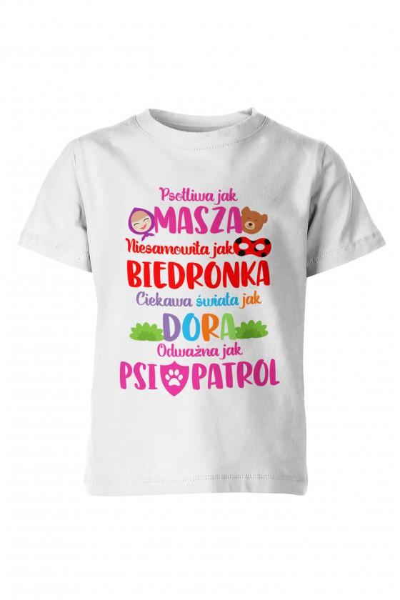 Koszulka dziecięca Ulubione...