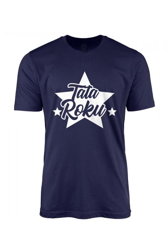 Koszulka męska Tata Roku
