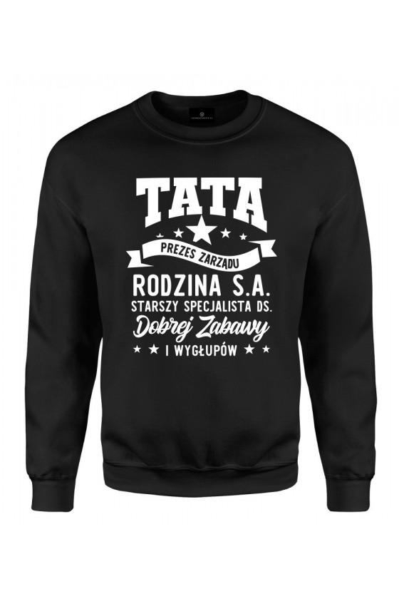 Bluza klasyczna Tata Prezes Zarządu Rodzina S.A. LIMITED