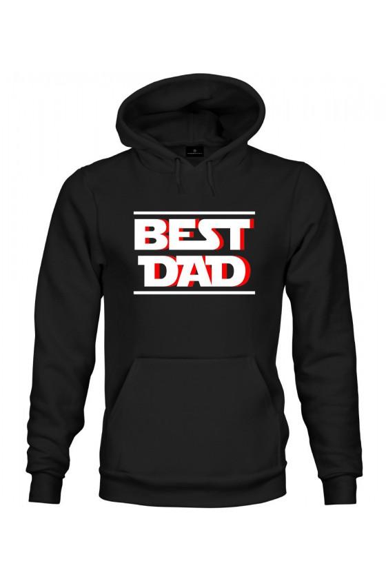 Bluza z kapturem Best Dad