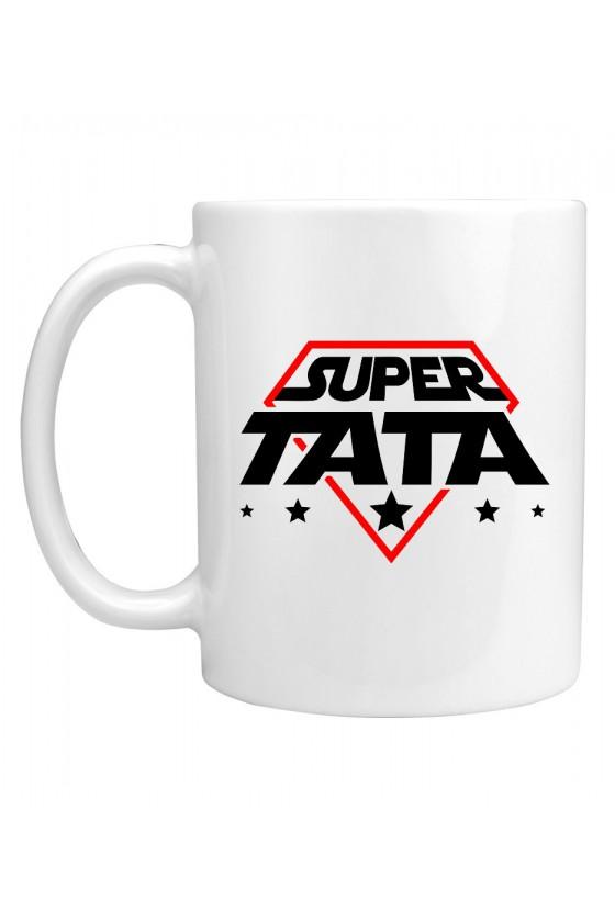 Kubek Super Tata - kosmiczny styl